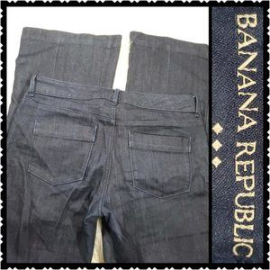 Banana Republic size 30 flare high rise jeans